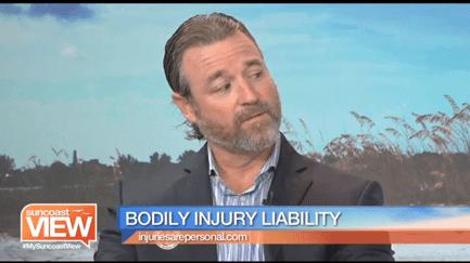 bodily injury liability, carl reynolds